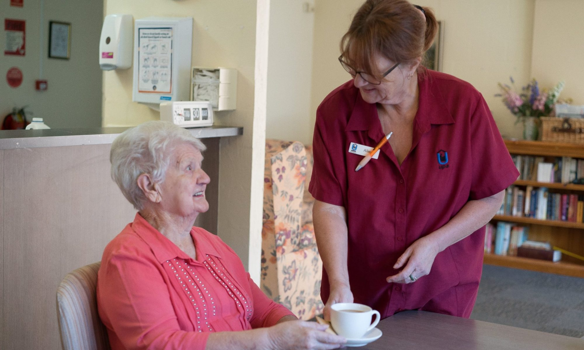 Assisted aged care living and services at Holbrook Hostel - Holbrrok-00079