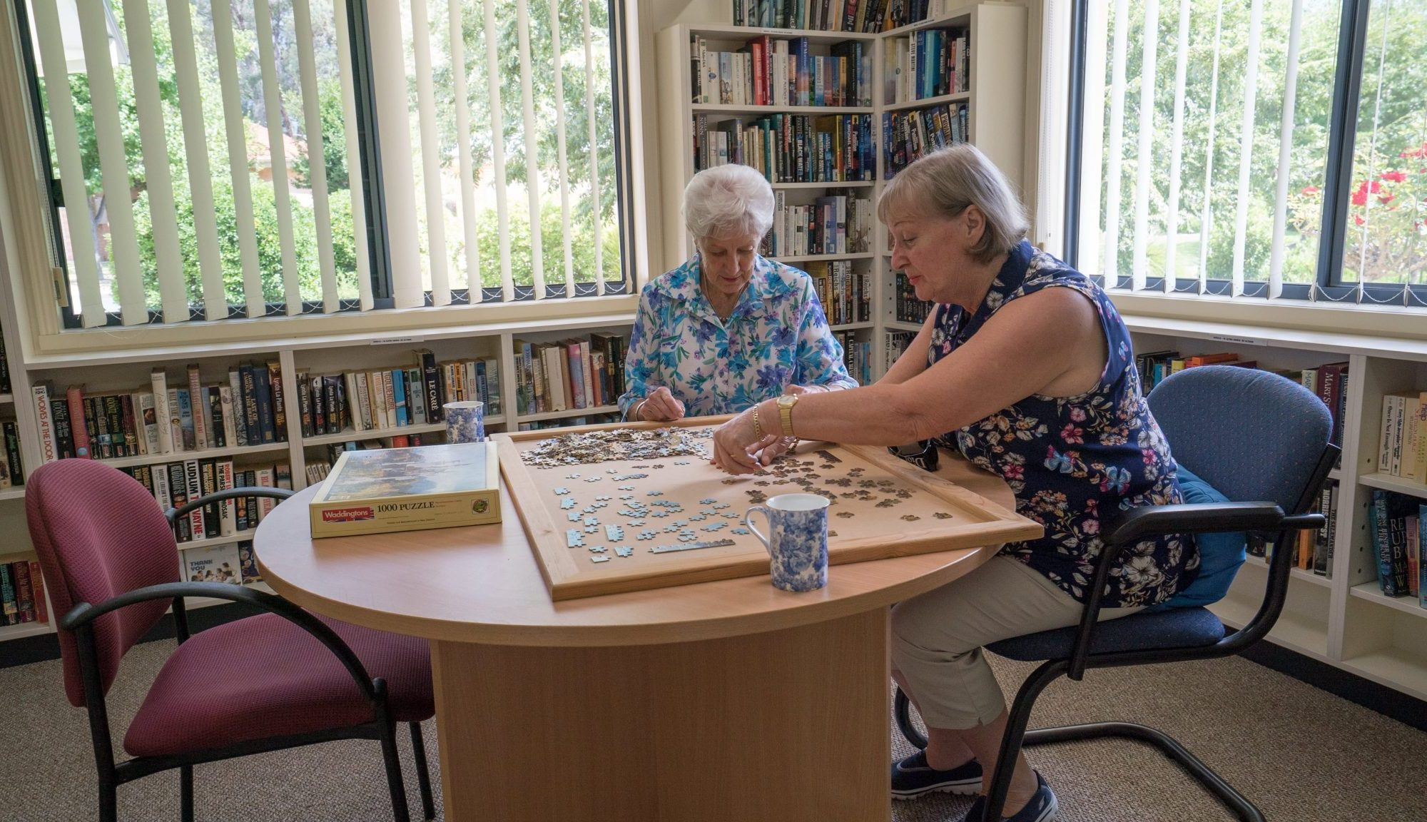 Books, games and puzzles - Park Hall Village Wodonga - Wodonga-00500