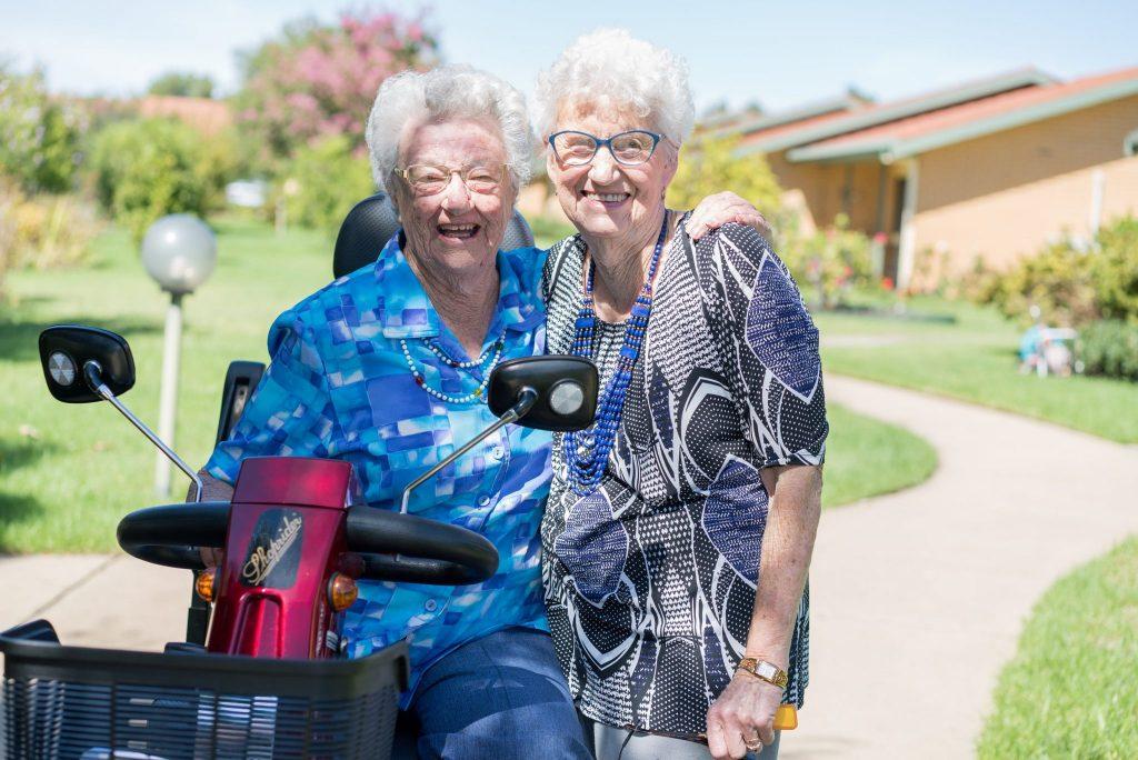 Build great new friendships - Gumleigh Gardens Village - Wagga-Riverina - Wagga-01136